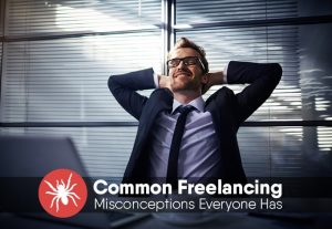 Common freelancing misconceptions