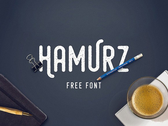 Hamurz Free Font Collection