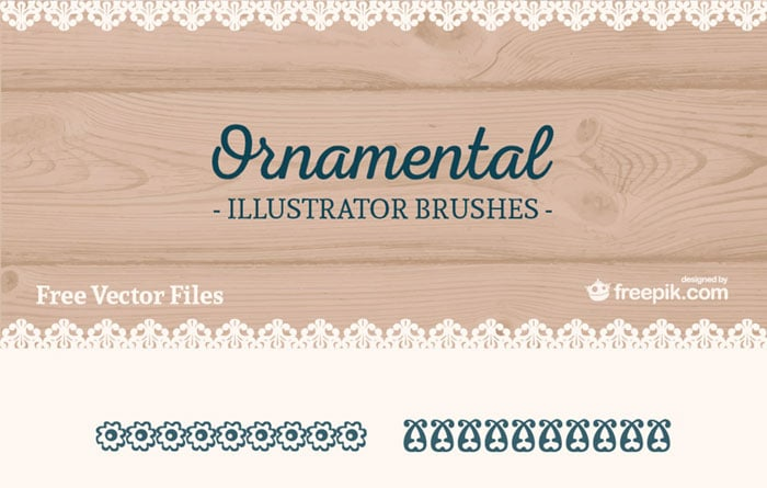 Free Design Ornaments Pack for that Decorative Touch
