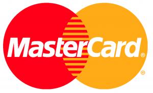 The old Mastercard logo