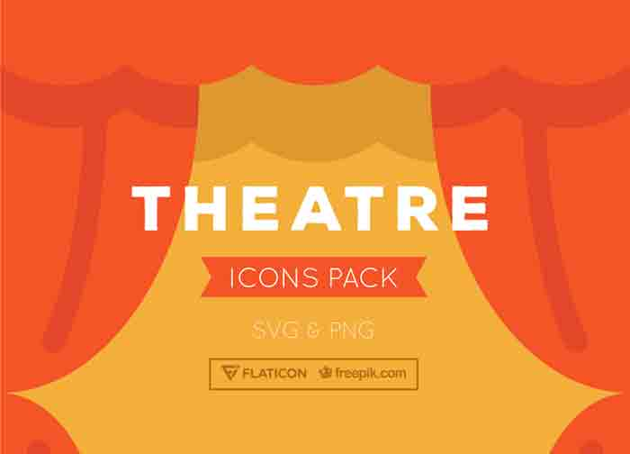 Free Theatre Icons For a Standing Ovation