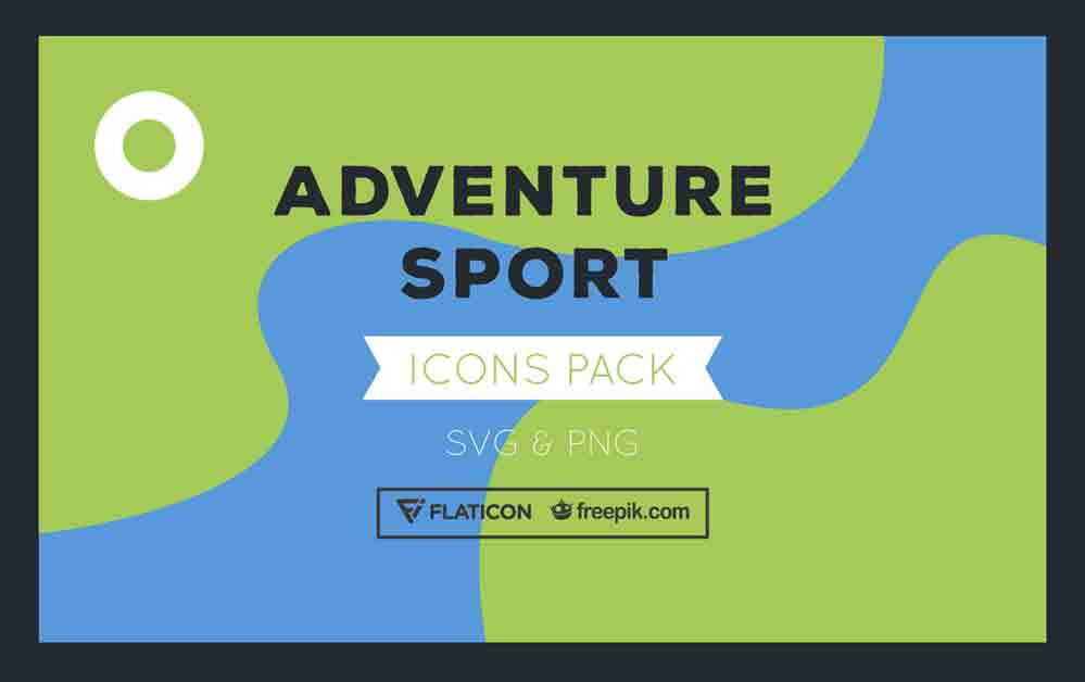 Free Adventure Sport Icons (SVG & PNG)