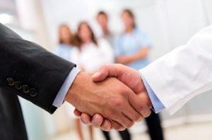 common handshake