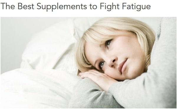 fatigue image
