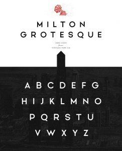 Milton Grotesque