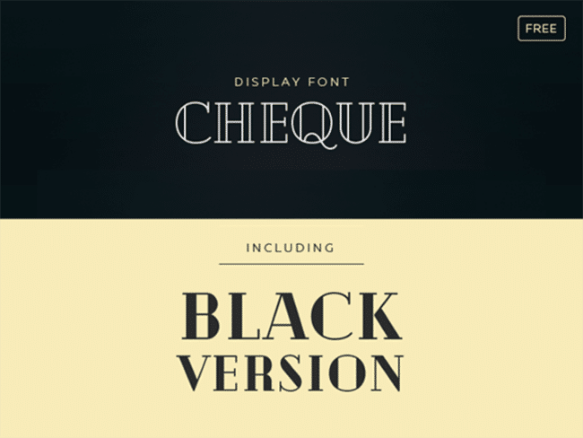 The 20 Absolute Best Free Fonts 2017 Edition | Design Crawl