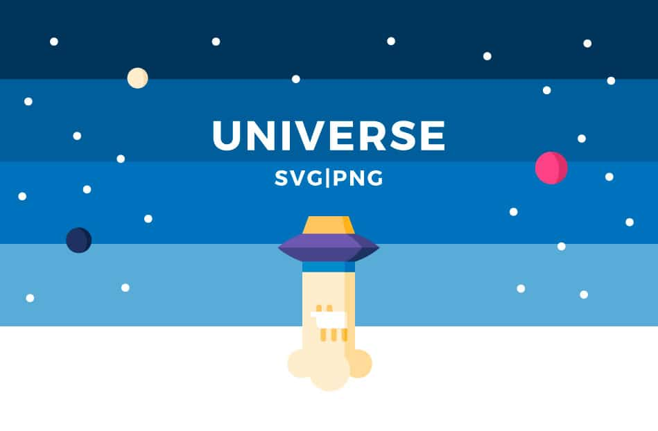 Free Universe Icons (PNG + SVG Formats)