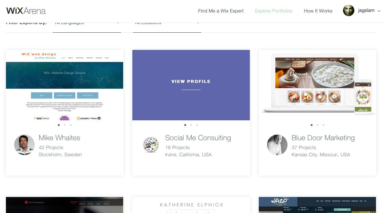 Building a Website With Wix | Design Crawl